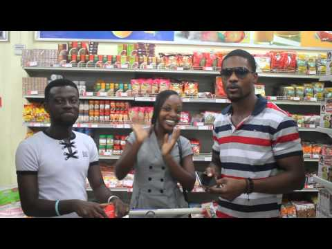 Melcom Shopping Spree Interview - Bright and Thelma