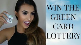 How To Win and Enter the Green Card Lottery Diversity Visa : Part 1