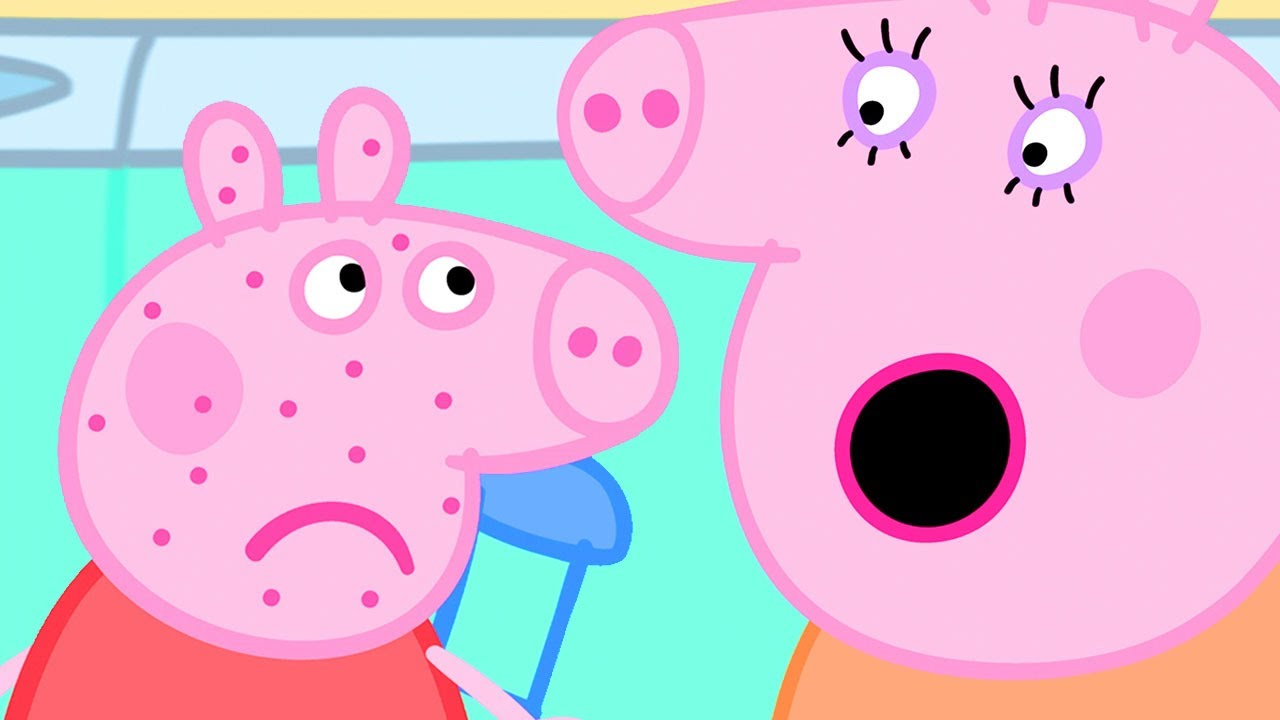 Download Peppa Pig Official Channel | Peppa Pig is Not Very Well