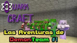 QuarkFactions - Las Aventuras de DemonTeam