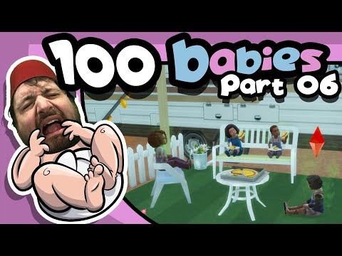 100 Babies in StrangerVille - Part 6 - The Sims 4 thumbnail