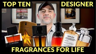 KEEP ONLY 10 FRAGRANCES FOR LIFE - DESIGNER | TOSS OUT THE REST!