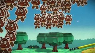 【プレイ動画】Wii U ペーパーマリオ カラースプラッシュ【再生リスト】...
