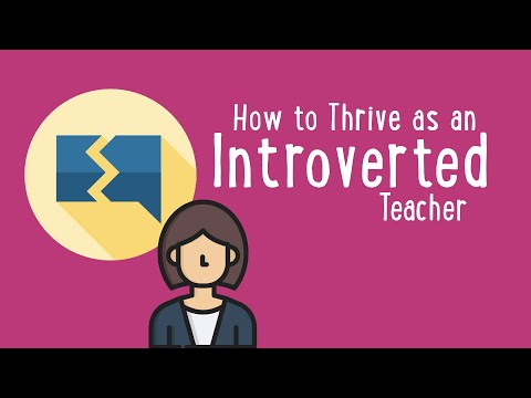 How Do You Survive as an Introverted Teacher