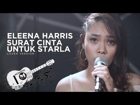 Eleena Harris - Surat Cinta Untuk Starla (Cover) | Virgoun