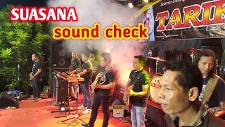SOUND CHECK - CAHAYA MAS - TARIK WIR - LAMONGAN