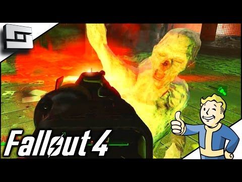 Fallout 4 Gameplay - CLEANSING THE COMMONWEALTH! Ep 17