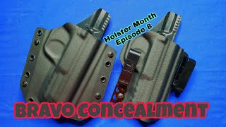 Bravo Concealment : Holster Month Episode 8