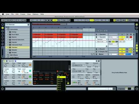 #20 Bodyrox Yeah Yeah Bass :: Ableton Live
