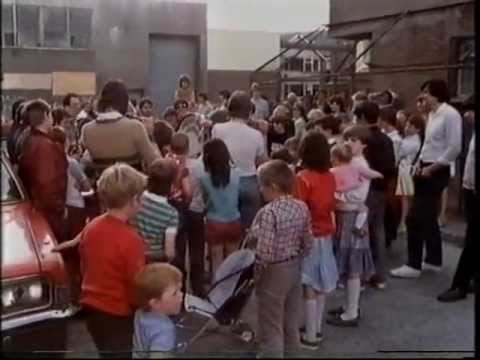 Green Flutes (1984): A Documentary About Activism and Social Conditions In Glasgow - (part 1)
