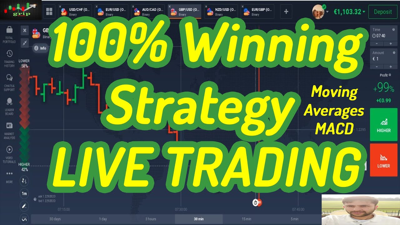 Binary options strategy youtube movies spread betting on sports from a professional gambler life