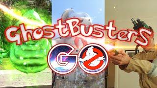 Ghostbusters GO (A Pokémon GO Parody)