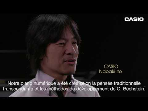 Présentation Casio Celviano