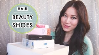 HAUL | Fall Beauty & Shoes ♥ Thumbnail