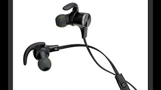 Taotronics TT-BH07 Bluetooth Earbuds Review