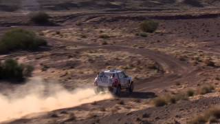 AFRICA ECO RACE STAGE 1 SUMMARY