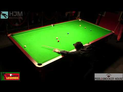 Ronnie O'Sullivan 147 Break in Copenhagen
