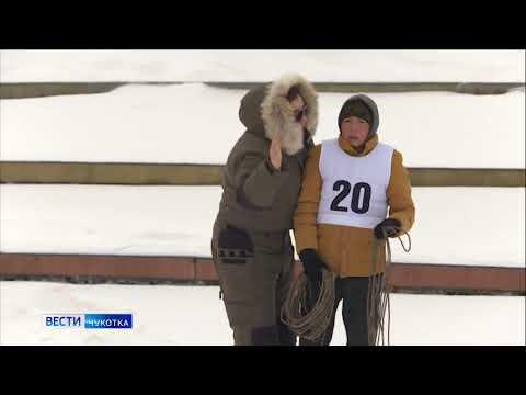 Закрытие чемпионата по северному многоборью