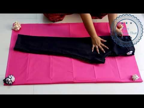 DIY  Hindi Beautiful Pink Palazzo - The Neelz Show