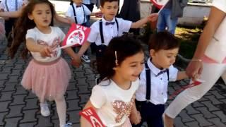 Kışla Ortaokulu Bando 3_23 Nisan 2017