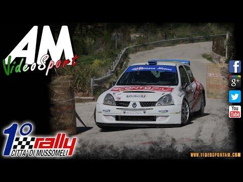 Piparo   Barreca PSG 1° Rally Città di Mussomeli HD