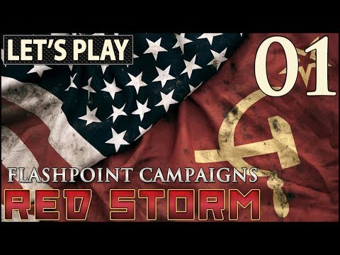 Flashpoint Campaigns: Red Storm-Nato Under Attack!!!