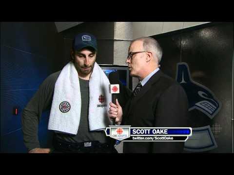 Canucks Vs Predators - Game 1 Highlights - 2011 Playoffs - 04.28.11 - HD