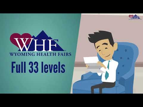 WHF Low-Cost 33 Level Blood Chemistry Panel
