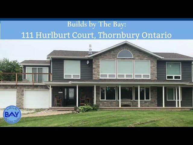 111 Hurlburt Court, Thornbury Ontario: Virtual Open House