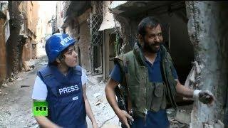 Война в Сирии добралась до палестинского поселения
