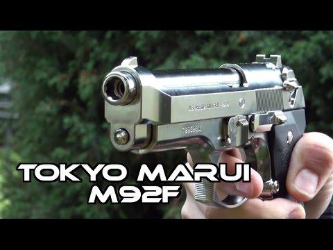 M92F GBB Chrome Stainless - Tokyo Marui