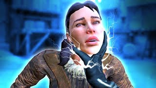 LIGHTNING CHOKE MOD! Test Dummies! Blade and Sorcery Lightning Mod - Blade and Sorcery VR Gameplay
