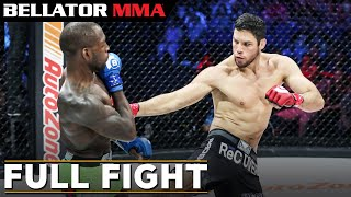Full Fight | Neiman Gracie vs Ed Ruth - Bellator 213