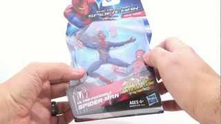 Video Review of The Amazing Spider-man: Ultra Poseable Spider-Man