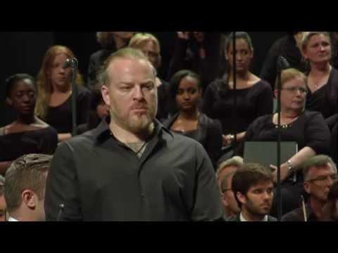 Evgeny Nikitin As Don Pizarro 2 -- Beethoven, Fidelio