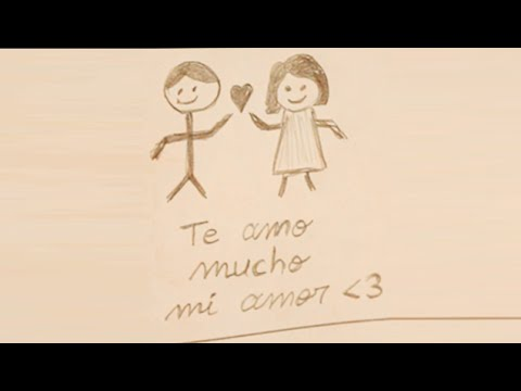 Dibujos de amor a lapiz  YouTube