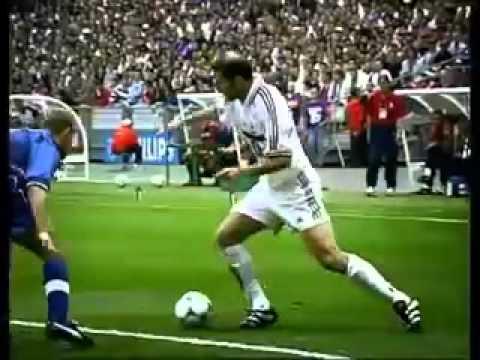 Video những bàn thắng đẹp nhất của Zidane