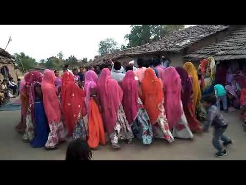 आदिवासी गण गोत्र की शादी साबला डूंगरपुर