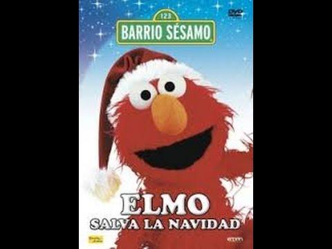 ELMO SALVA LA NAVIDAD PELICULA COMPLETA audio latino