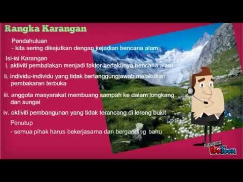 Karangan Bahasa Melayu SPM