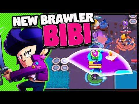 UPDATE SNEAK PEEK | New Brawler BIBI | New Skins, Environment! Retropolis Brawl Stars