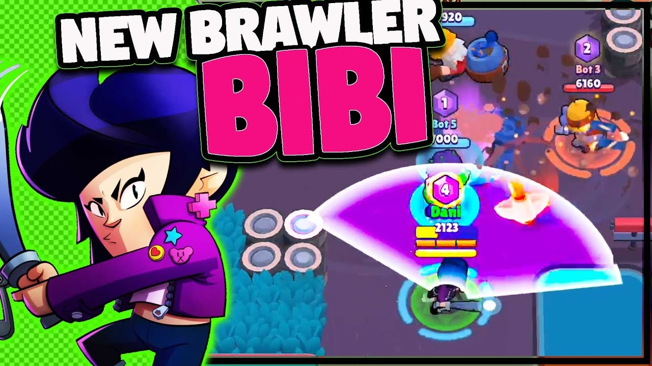 Image result for bibi brawler
