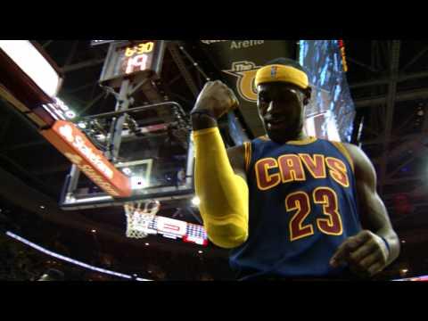 Best of Phantom: LeBron James 2015 NBA Season