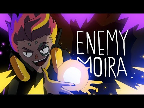 ENEMY MOIRA (OVERWATCH ANIMATION)