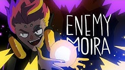 ENEMY MOIRA (OVERWATCH ANIMATION)
