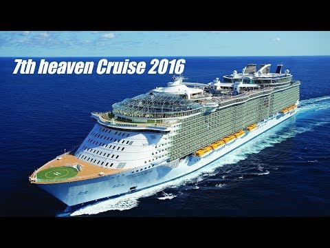 7th heaven Cruise Video 2016