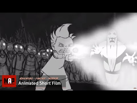 CGI 2D Animated Short Film Horror ** SWEET DREAMS ** Scary & Creepy Animation by Animation Workshop