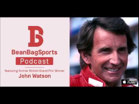 John Watson on Ecclestone, Monza and the British GP