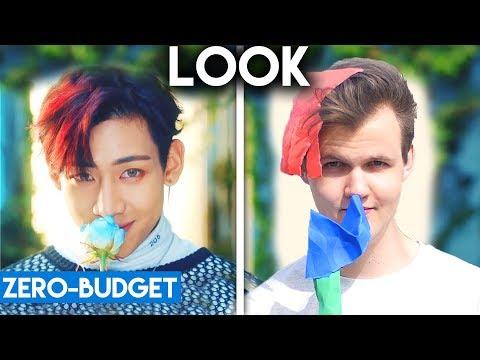 K-POP WITH ZERO BUDGET! (GOT7 - Look)
