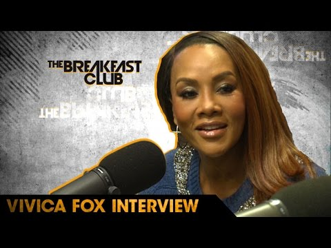 Vivica Fox Brings Male Strippers to The Breakfast Club